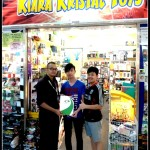Thank you Kiara Kristal Toys for Choosing us Securelogies as Trusted partner in Security Product.